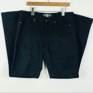 LUCKY BRAND Charlie Flare Jeans Size 12 EUC
